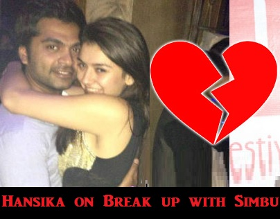 Hansika Motwani opens up on her break up with Simbu!