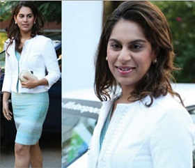 Upasana at Volkswagen Polo R Cup Event – Gallery