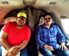 Exclusive: Sensational Guest For 'Aagadu' Audio