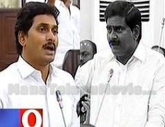 Y.S Jagan Vs. Devineni Uma over Paritala Ravi murder