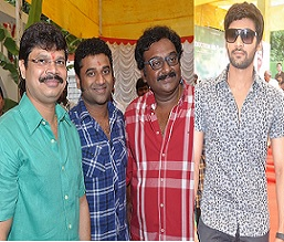 Bellamkonda Srinivas – Boyapati Movie Opening Stills