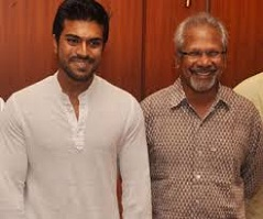 Charan Has Issues With Mani Ratnam