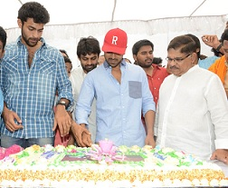 Chiranjeevi Birthday Celebrations Photos