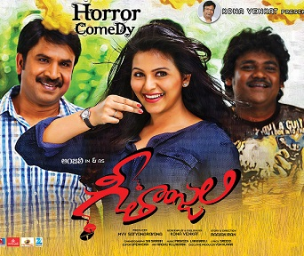 Geethanjali Movie Wallpapers