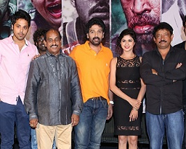 Icecream 2 Movie 1st look Launch Photos