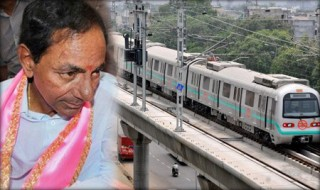 KCR yielded to Modi's pressure on Metro!
