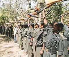 Chandrababu extends ban on Maoists
