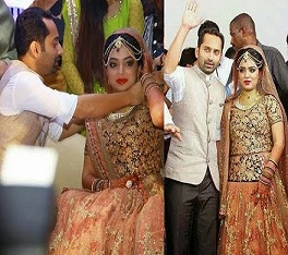 Nazriya Marriage Photos Gallary