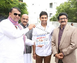 Hero Nithin Nash Movie Opening Photos