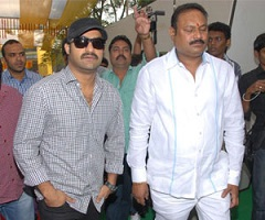 NTR gave up 4 crores?