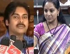 "Pawan Counters to Kavitha and KCR | "" I was not in city during Survey"""