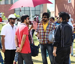Power Movie Working Stills
