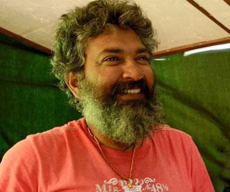 rajamouli with beard