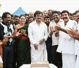 Rajnikanth 40th Anniversary in Films Photos