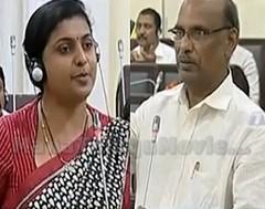 """ ROJA Iron Leg "" – Bojjala Gopala Krishna Comments in Assembly"