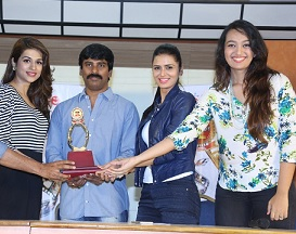 Santhosham South Indian Film Awards PM Photos