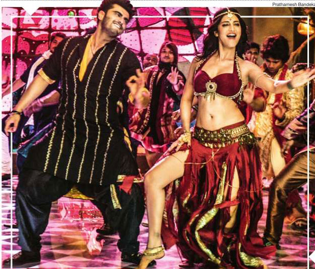 sruthi hasan - item song