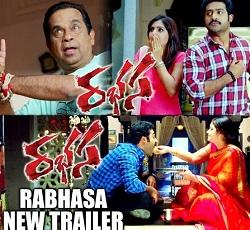 Rabhasa Comedy & Sentiment Trailers – Jr NTR,Samantha