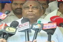 Vijayawada Guntur is the appropriate place for AP capital, says Rayapati Sambasivarao