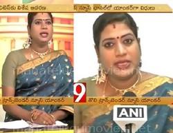 Transgender news anchor Padmini Prakash receives accolades