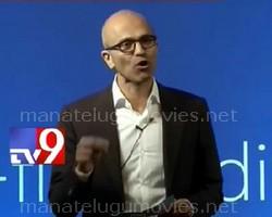 India's IT future great – Microsoft CEO Satya Nadella