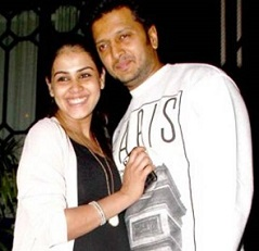 Genelia, Riteish Blessed With Son