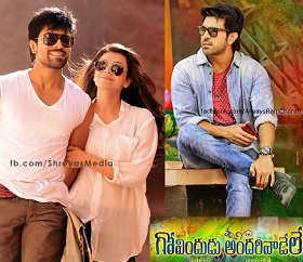 Govindudu Andarivade Movie Latest Stills