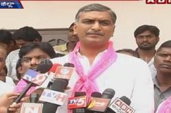 Minister Harish Rao fires on Jagga Reddy