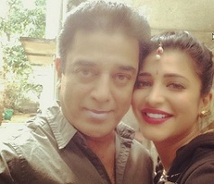 Kamal hassan Sruthi Hassan latest Photos (1)