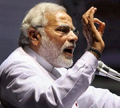 Modi to look in to Telangana affairs after US trip