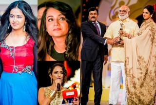 SIIMA Awards 2014 Gallery- Chiranjeevi , Sridevi as Guests