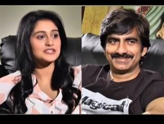 Ravi Teja & Regina interview about power success