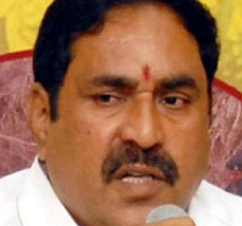 Both TRS and TDP don't want Errabelli?
