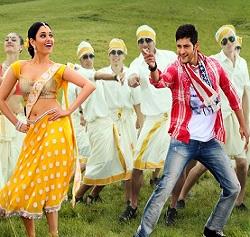 Mahesh's Aagadu Movie Latest Stills