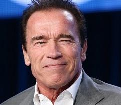 Arnold Schwarzenegger Unhappy With That Kiss