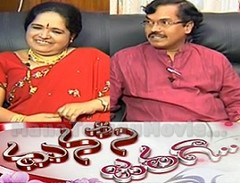 Lyricist Suddala Ashok Teja and His Wife Nirmala Interview