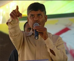 Chandrababu directs arrest of 2 forest officials