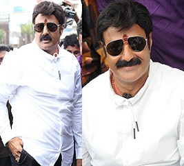Balakrishna at Raju Gari Ruchulu Hotel Launch