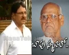 Sarath Babu remembers Bapu