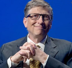 Bill Gates is world's richest person again