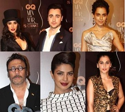 Bollywood @ GQ Men of the Year Awards 2014 Photos