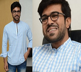Ramcharan at GAV Pressmeet Photos