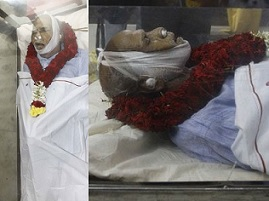 Bapu Dead Body Photos