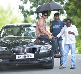 Dikkulu Chudaku Ramayya Working Stills
