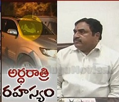 Reason behind Errabelli Dayakar Rao's meet with T CM KCR