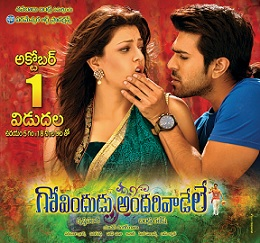 Govindudu Andharivadele Release Date Wallpapers