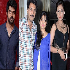 Celebs at Republic Club Pre Launch Party
