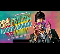 Rowdy Fellow Audio Launch – Live