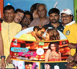 Intelligent Idiots Audio Launch Photos