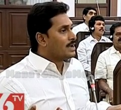 YS Jagan Comments on Chandrababu Over Hudhud Relief Actions